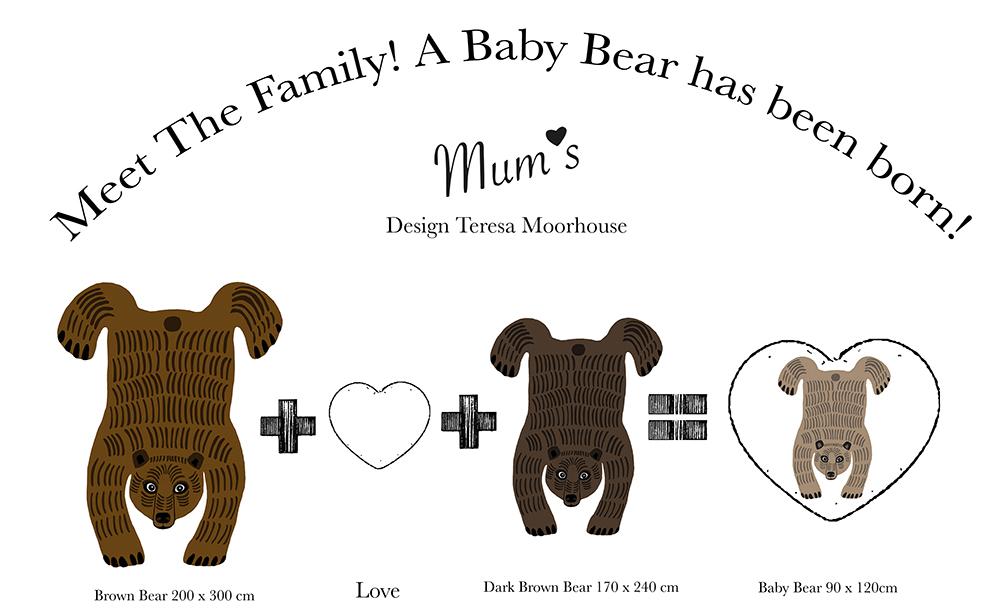 Dark Bear by Teresa Moorhouse