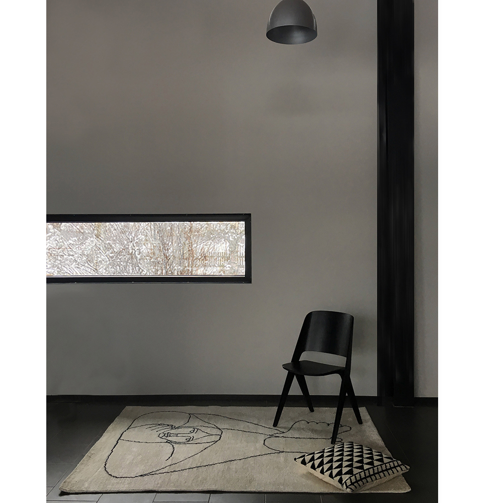 Thinker design Giada Ganassin, Paris