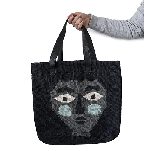 Girl bag by Jenni Tuominen