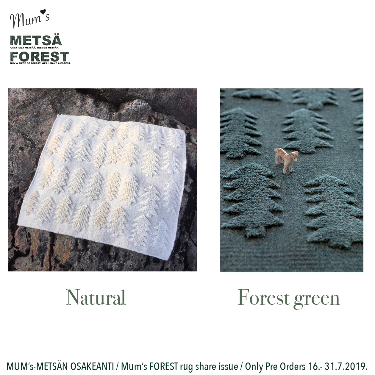 Metsäosake