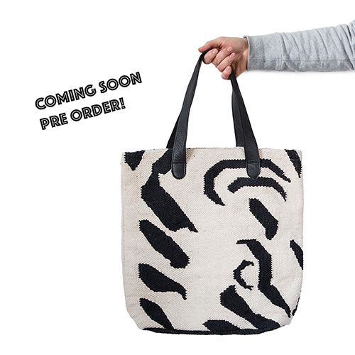 TIGER bag by Paavo Halonen