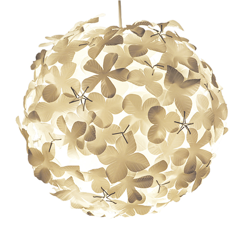 Flowerball white, design Heath Nash