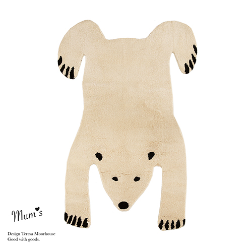 BABY POLAR BEAR. Vauvajääkarhu