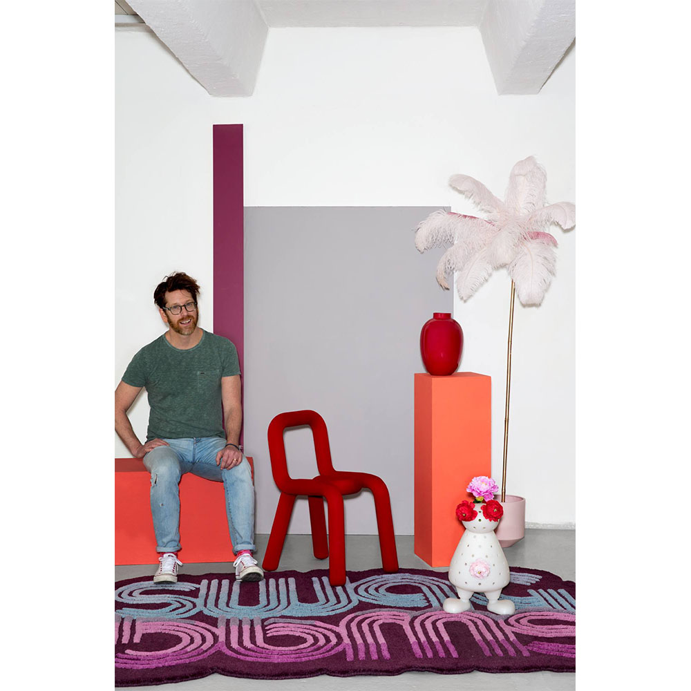 SOFT WALK by Stefan Nilsson – A collection of fair design wool rugs