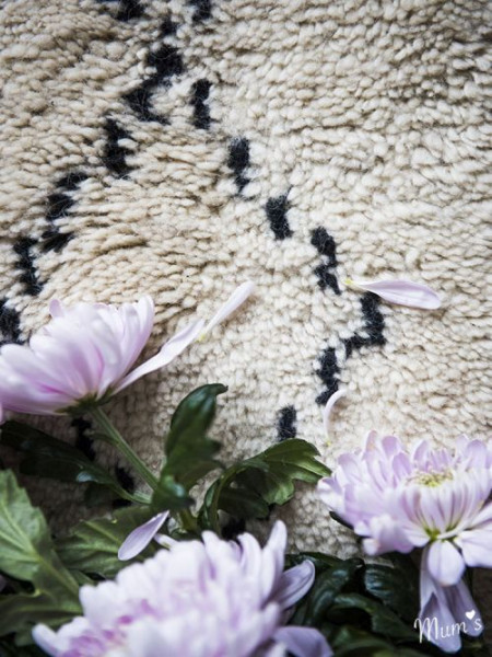 Thick luxury wool rugs