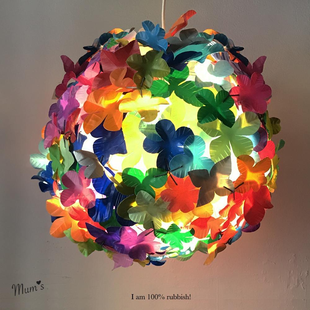 Multicolour Flowerball 500mm
